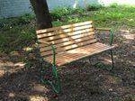 Скамейка садовая (120 см)